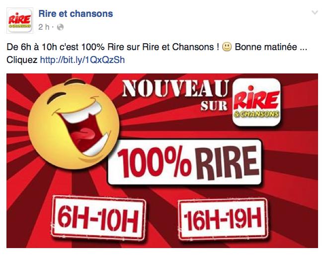 """Rire & Chansons : arrêt de """"La Tranche de Gigot"""""""
