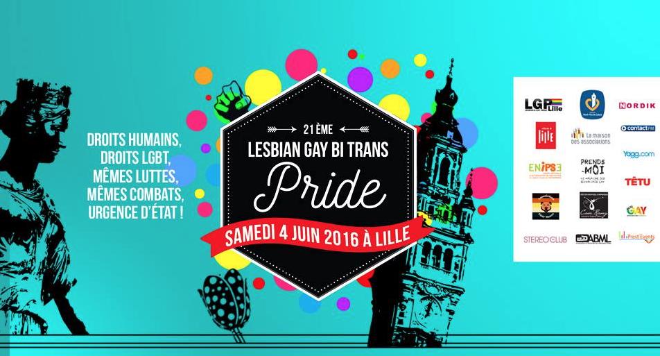 Contact FM partenaire de la 21ème LGBT de Lille