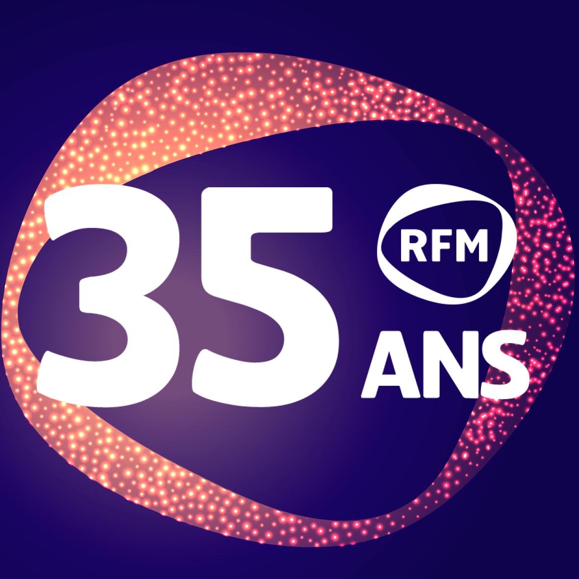 Aujourd'hui lundi, RFM a 35 ans