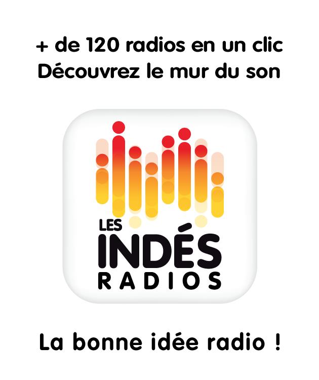Les Indés Radios : un partenariat avec Radioline