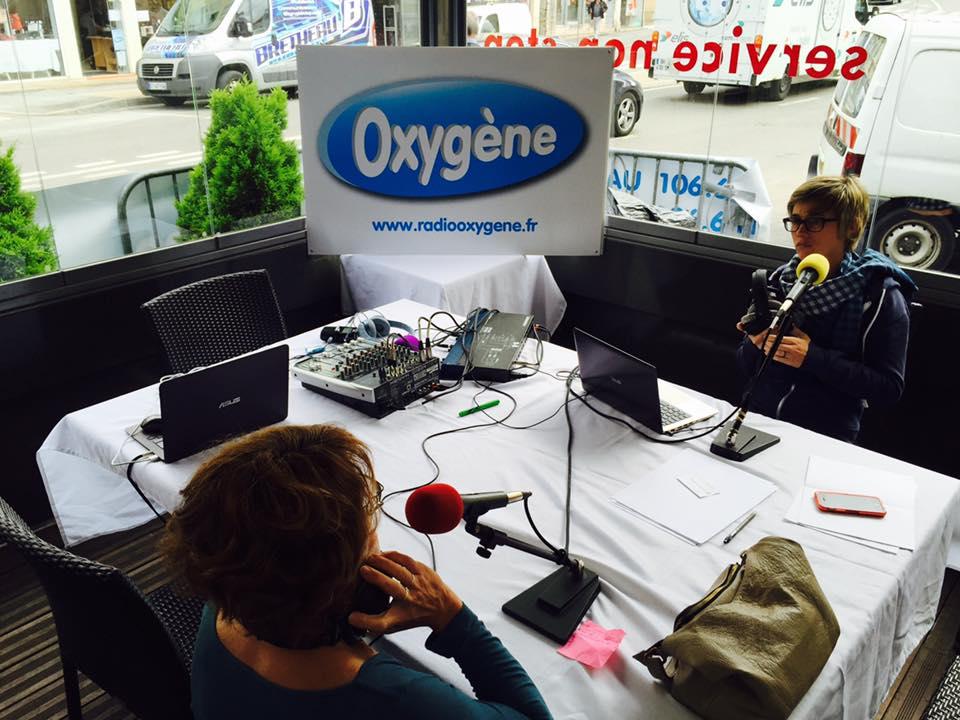 Oxygène Radio toujours au soutien des sinistrés
