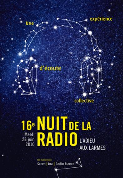 Une 16ème Nuit de la radio ce 28 juin