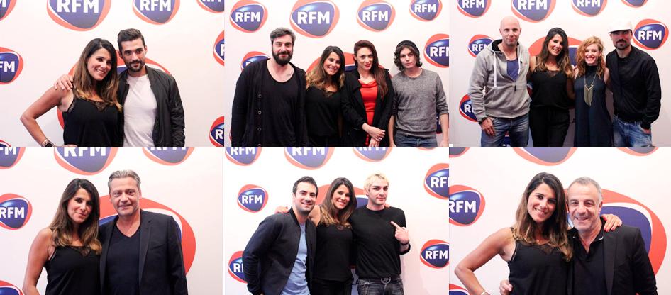 Karine Ferri et ses invités