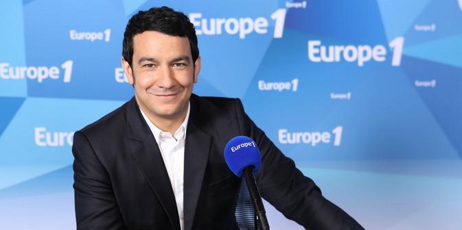 Thomas Thouroude a rejoint Europe 1 et anime les après-midis de la station à compter depuis 10 juin @ Frederic Mouroux - Capa Pictures / Europe 1