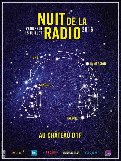 Une Nuit de la radio au château d'If