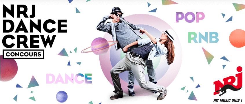 """NRJ Belgique relance le concours """"NRJ Dance Crew"""""""
