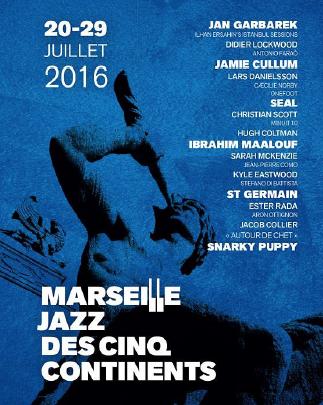 Fip au festival Marseille Jazz des Cinq Continents