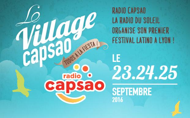 Radio Capsao organise son premier festival latino