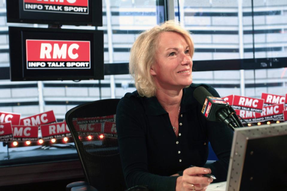 Brigitte Lahaie quitte RMC