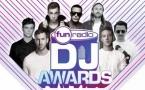 Fun Radio organise les Fun Radio DJ Awards 2016
