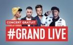 Un nouveau #GRANDLive pour Contact FM