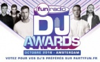 Fun Radio DJ Awards 2016 : tous les DJs en compétition