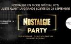 Nostalgie Belgique en mode 90's