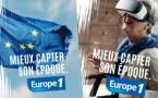 Nouveau record pour Europe 1 sur le web