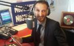 Christophe Revil, dans les locaux de Nostalgie Grenoble