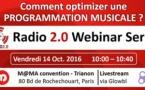 Comment optimiser une programmation musicale ?