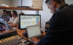 Intensive Radio à l'ISCPA Lyon.