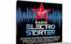 """Parution de la compilation """"Virgin Radio Electro Starter"""""""