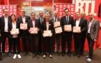 RTL a remis ses trophées au Mondial de l'auto