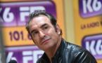 L'acteur Jean Dujardin revient à K6FM
