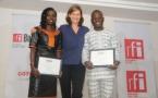 RFI : les lauréats de la Bourse Dupont et Verlon