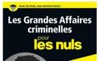 """""""Les Grandes affaires criminelles"""" racontées par Jacques Pradel"""