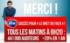 RFM : Marc-Antoine Le Bret booste la matinale