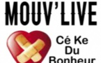 """""""Mouv' Live Show"""" au profit de """"CéKeDuBonheur"""""""