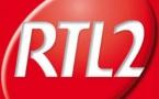"""""""Concert Très Très Privé"""" sur RTL2"""