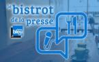 """France Bleu Isère lance """"Le Bistrot de la Presse"""""""