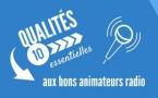 10 qualités essentielles aux bons animateurs radio