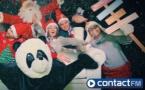 Un clip et une chanson de Noël pour Contact FM