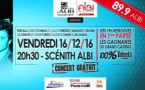 "100% : un ""100% Live"" ce soir à Albi"
