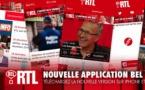 Une nouvelle application pour Bel RTL