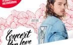 """Chérie FM : un concert """"Pop Love"""" avec Julien Doré"""