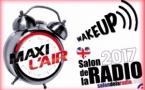 Maxi L'Air va réveiller le Salon de la Radio