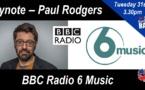 Paul Rodgers au Salon de la Radio