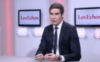 "Mathieu Gallet : ""Franceinfo, c'est le pari du média global"""
