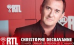 Christophe Dechavanne animateur sur Bel RTL