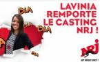Lavinia remporte le casting des animateurs NRJ 2017