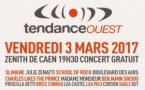 """Un """"Tendance Live"""" par Tendance Ouest"""