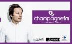 Vianney sur Champagne FM