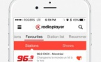 Radioplayer Canada lance son application de radio numérique