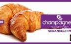 Champagne FM offre le petit déjeuner