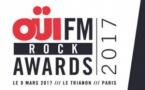 Oüi FM Rock Awards : une soirée sous le signe du rock