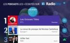 #RadiolineInsights : le classement des podcasts les plus écoutés