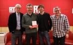 Tanguy Viel reçoit le Grand Prix RTL-Lire 2017