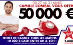 Virgin Radio va offrir 10 000 € par jour