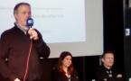 Franck Duret (BFMTV Paris), Rebecca Tayeb (Coyote System) et Pascal Thomas (Flash FM) ont partagé leurs expériences et leurs savoir-faire dans la gestion de l'info trafic.