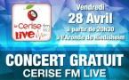 Cerise FM organise un Cerise FM Live